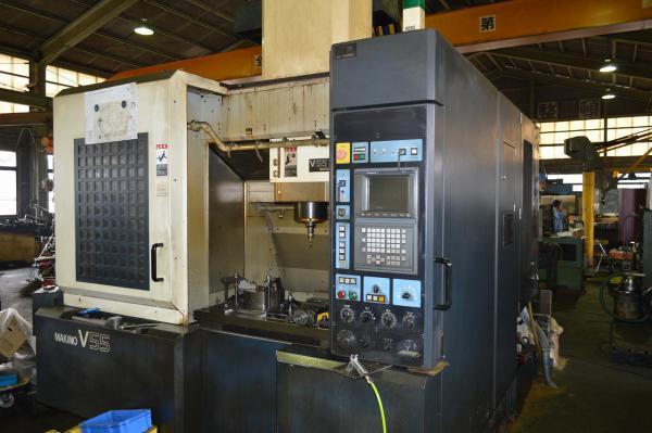 (有)高柳鉄工所 機械